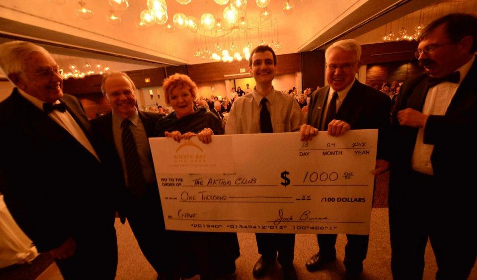 April 13th, 2012 - Annual Foundation Dinner